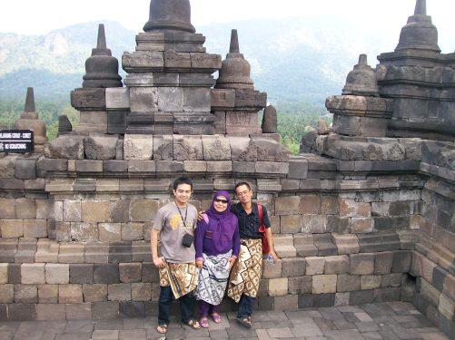 Candi Borobudur (2012)
